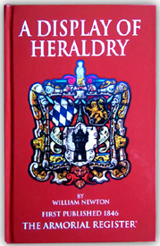 A Display of Heraldry - Cover